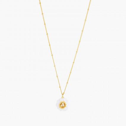 Colliers Pendentifs Collier pendentif camélia120,00€ AOLF301/1Les Néréides