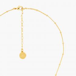 Colliers Pendentifs Collier pendentif dahlia noir120,00€ AOLF303/1Les Néréides