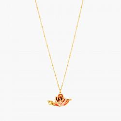 Tulip pendant necklace