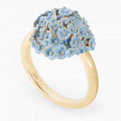 Hydrangea Adjustable Ring