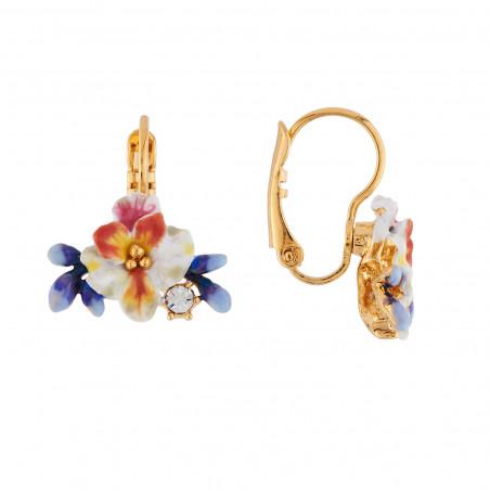 Bracelet Sous le Châtaignier multi-fleurs