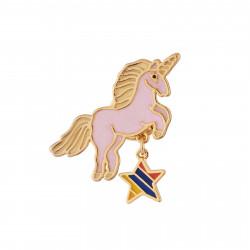Pin Unicornio Niñita