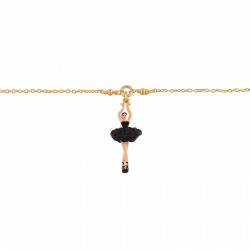 Bracelets Fins Bracelet Mini Ballerine En Tutu Pavé De Strass Noirs60,00€ AIMDD201/9Les Néréides