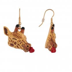 Boucles D'oreilles Boucles D'oreilles Girafe Pleine D'amour