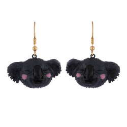 Malicious Koala Earrings