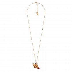 Long Necklace With Loving...