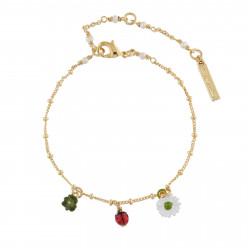 Charms Bracelet With...