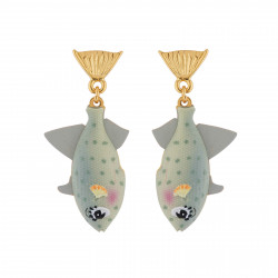 Pretty Trout Earrings
