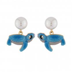 Earrings Small Turtle