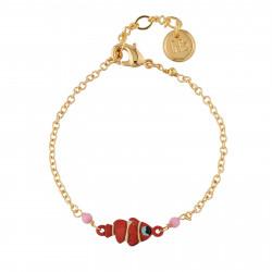Bracelets Bracelet Petit Poisson-clown35,00€ AISO202/1N2 by Les Néréides