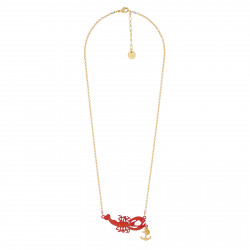 Colliers Collier Homard Et Petite Ancre