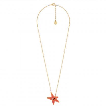 meilleur authentique 83a5d 40b67 Collier Étoile De Mer