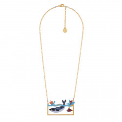 Necklace Humpback Whale And...