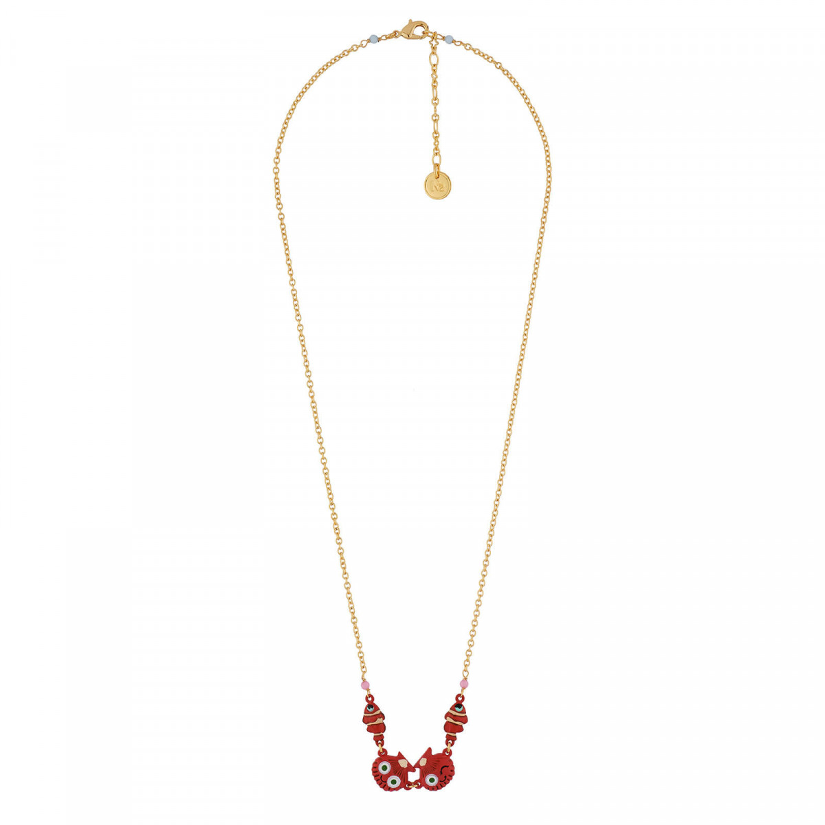 Colliers Collier Coquillages Et Poissons-clowns