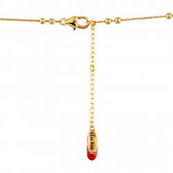 Colliers Pendentifs Collier Ballerine Et Clé De Sol Rouge120,00€ RDD302/3Les Néréides
