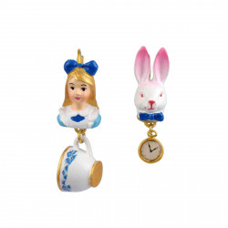Sleeper Earrings With Alice...