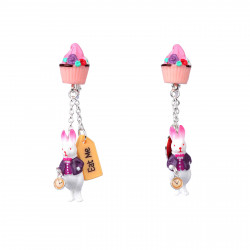 Clip-on Pendant Earrings...