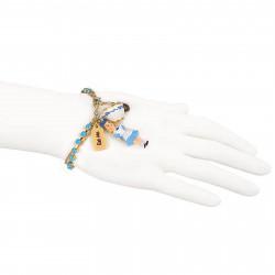 Bracelets Bracelet Alice Sur Chaîne En Strass
