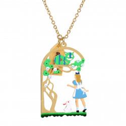 Colliers Collier Alice Et Le Chat De Cheshire