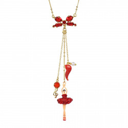 Necklace Treble Clef And...