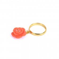 Bagues Bague Petite Fleur Rose30,00€ AATA617/1N2 by Les Néréides
