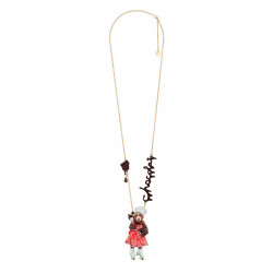 Long Necklace Odile The...