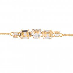 Bracelets Fins Bracelet fin 5 pierres la diamantine cristal80,00€ AILD214/2Les Néréides