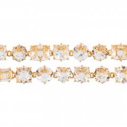 Bracelets Charms Bracelet Luxe Deux Rangs La Diamantine Cristal250,00€ AILD216/2Les Néréides