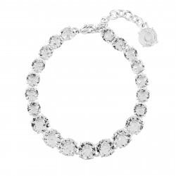 Bracelets Fins Bracelet Luxe Un Rang Silver Cristal130,00€ AILD252/3Les Néréides