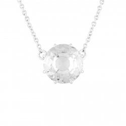 Colliers Pendentifs Collier Pendentif Pierre Ronde La Diamantine Silver Cristal60,00€ AILD301/3Les Néréides