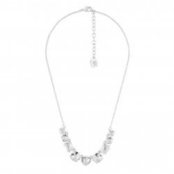 Colliers Fins Collier Fin 9 Pierres La Diamantine Silver Cristal120,00€ AILD318/3Les Néréides
