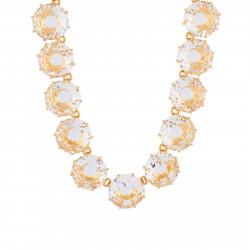 Colliers Sautoirs Collier Sautoir Luxe Pierres Rondes La Diamantine Cristal570,00€ AILD319/2Les Néréides
