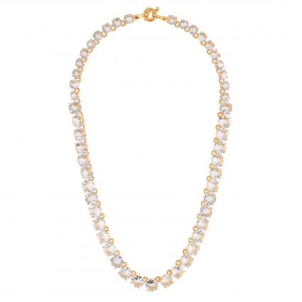 Colliers Ras De Cou Collier ras de cou pierres rondes la diamantine cristal300,00€ AILD332/2Les Néréides