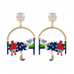 Earrings Featuring The...