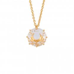 Colliers Sautoirs Collier Sautoir Pierre Ronde La Diamantine Cristal60,00€ AILD333/2Les Néréides