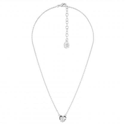 Colliers Pendentifs Collier Pendentif Pierre Cœur La Diamantine Silver Cristal50,00€ AILD353/3Les Néréides