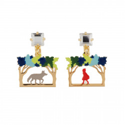 Clip-on Earrings Featuring...