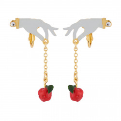 Hand And Poison Apple Clip...