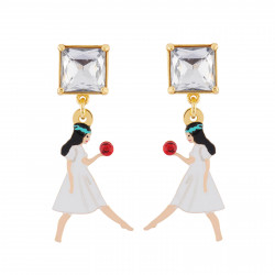 Snow White Earrings