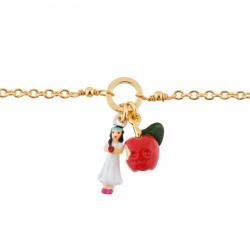 Bracelets Bracelet Blanche Neige Et Pomme Empoisonnée40,00€ AHBN201/1N2 by Les Néréides