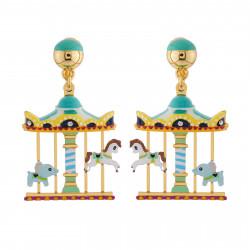 Boucles D'oreilles Boucles D'oreilles Clip Le Manège Enchanté D'n265,00€ AHJL112C/1N2 by Les Néréides