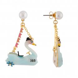 La Diamantine Double Row Bracelet long