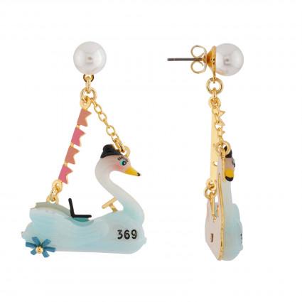 Bracelet deux rangs La Diamantine long