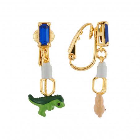 La Diamantine necklace six faceted glass
