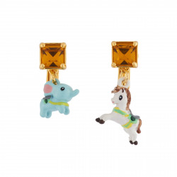 Mini Elephants And Carousel...