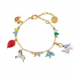 Bracelets Bracelet Multi Éléments De Joyland60,00€ AHJL206/1N2 by Les Néréides