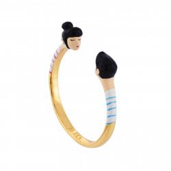 Bracelets Jonc Bisous Bisous65,00€ AICS201/1N2 by Les Néréides