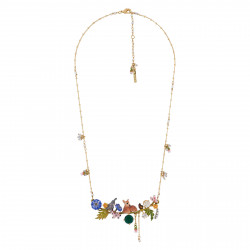 Necklace With Fawn And...