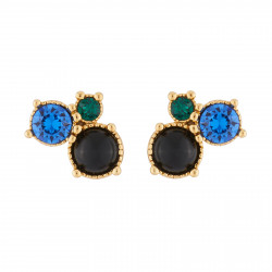 3 Blue And Green Stones...
