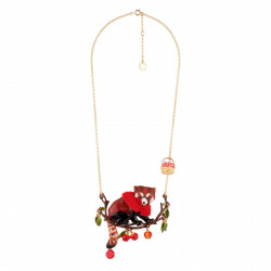 Necklace Leonie The Red...